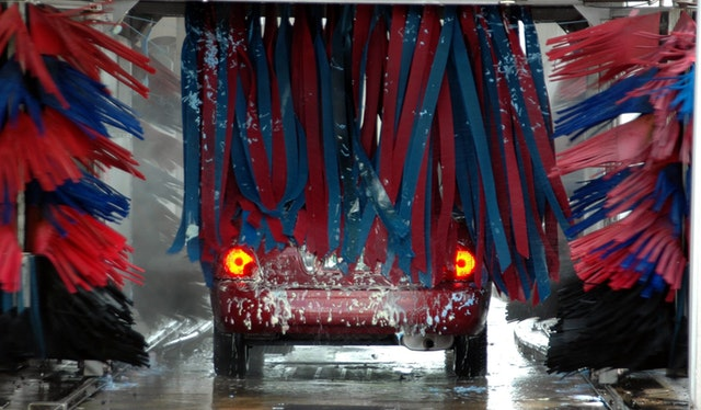 car wash workers comp